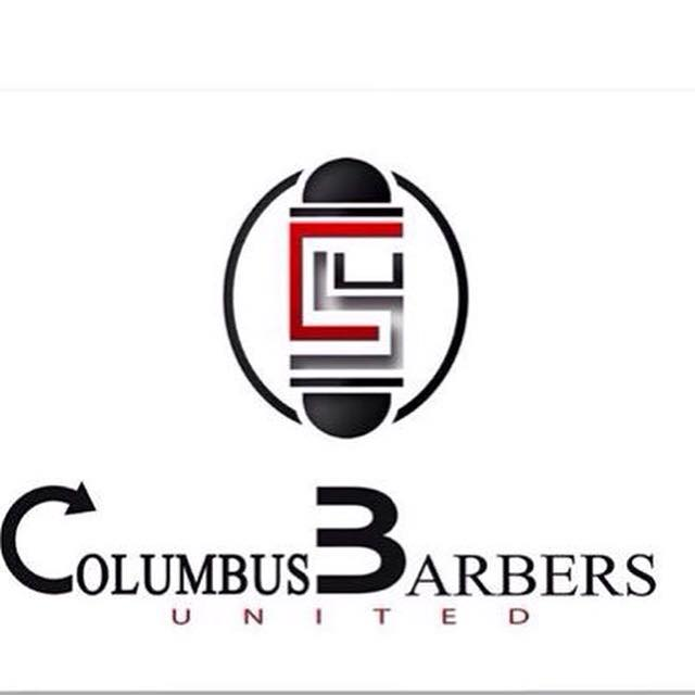 Columbus Barbers United Logo