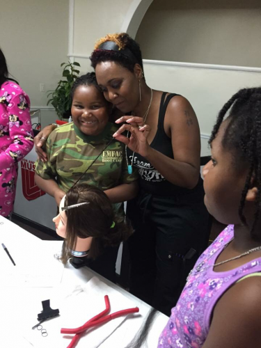 Mannequin House Working with Kids